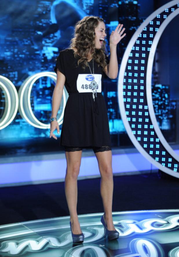 American Idol S12E01: Angela Miller