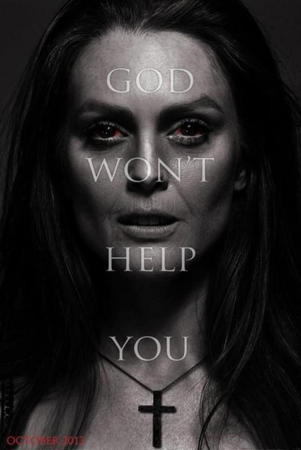 'Carrie' poster featuring Julianne Moore