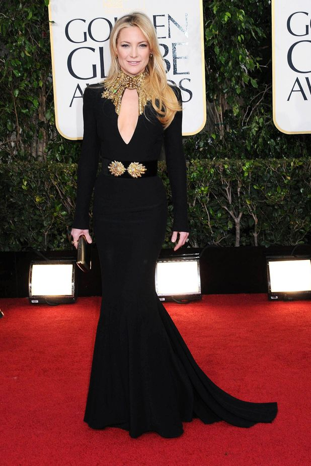 Kate Hudson, Golden Globes 2013