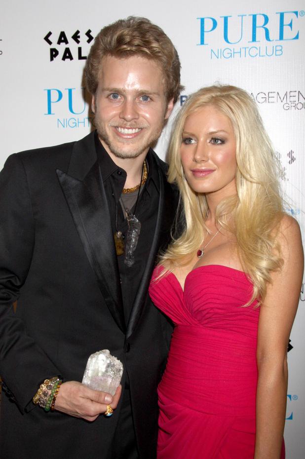 Spencer Pratt and Heidi MontagReality TV's most popular couple Heidi Montag and Spencer Pratt host Pure Nightclub on Valentine's Day