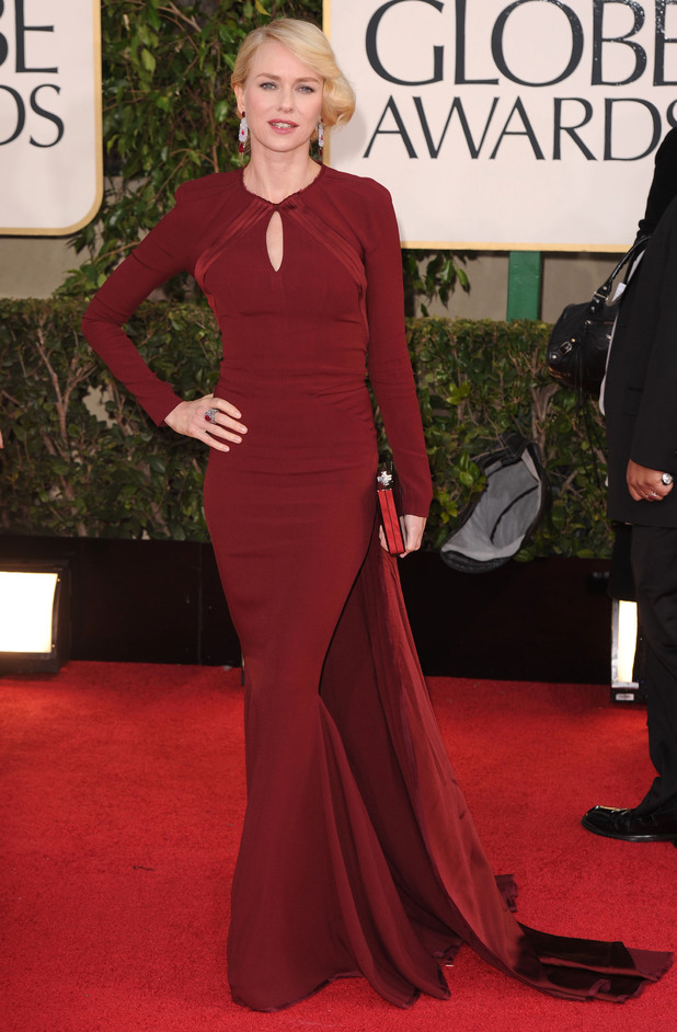 Naomi Watts, Golden Globes 2013
