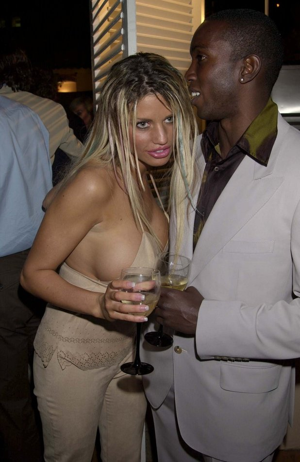 Katie Price, Dwight Yorke