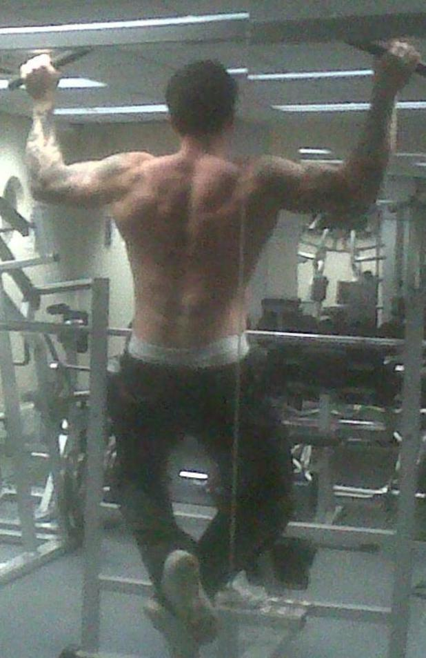 Jack Cockings, gym, twitter