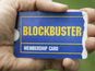 Blockbuster's last ever rental revealed