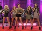 The Saturdays perform on US TV - watch