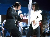 Pulp Fiction (1994), John Travolta, Uma Thurman