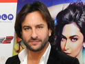 The film stars Saif Ali Khan as a struggling Bollywood scriptwriter.