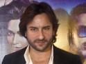 "Saif Ali Khan is ""very excited"" to play a zombie hunter in his latest film."