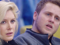 Heidi and Spencer Pratt will be told that they are taking part in an online chat.