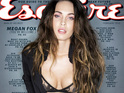 Megan Fox talks Lindsay, likens fame to bullying and believes in aliens.