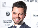 Dominic Cooper reveals that he has been shooting for the Marvel Studios sequel.