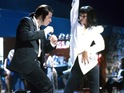 From Pulp Fiction to Napoleon Dynamite, watch movie stars get down and boogie.