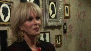 Backstage at the National Television Awards, Joanna Lumley has revealed that she's interested in future Absolutely Fabulous projects. Hit play for more.