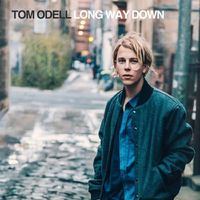 Tom Odell 'Long Way Down' album artwork.