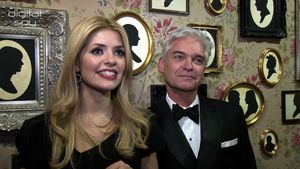 Holly Willoughby on 'The Voice' return
