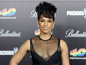 The 2013 '40 Principales Awards' held at the Palacio de Deportes- Arrivals Featuring: Alicia Keys
