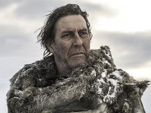 Game of Thrones - Season 3: Ciaran Hinds as Mance Rayder