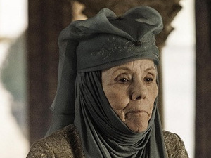 Game of Thrones - Season 3: Dianna Rigg as Olenna Tyrell