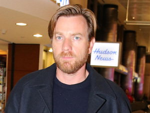 Celebrities arriving at LAX airport Featuring: Ewan McGregor Where: Los Angeles, California, United States When: 23 Jan 2013