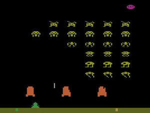 Atari Space Invaders