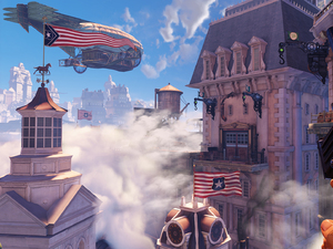 Images of BioShock Infinite, releasing in March on Xbox 360, PS3 and PC