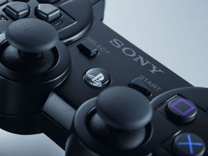 PlayStation 3 DualShock controller