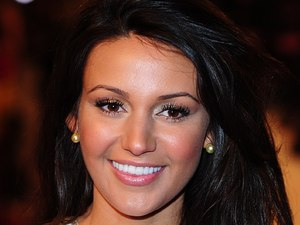 Michelle Keegan at the National Television Awards