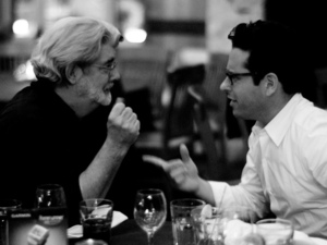 George Lucas and JJ Abrams