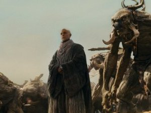 Mark Strong in 'John Carter'