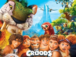 'The Croods' poster