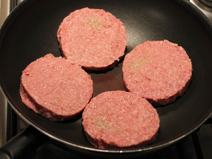 Beef Burgers