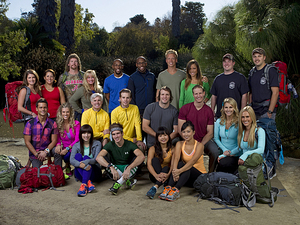 The Amazing Race Season 22 cast