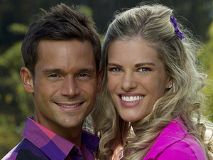 The Amazing Race Season 22 cast: Newlyweds Max Bichler and Katie Bichler