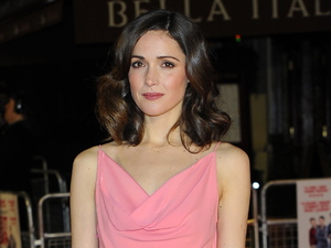 The European premiere of 'I Give It a Year' - Arrivals Featuring: Rose Byrne Where: London, United Kingdom