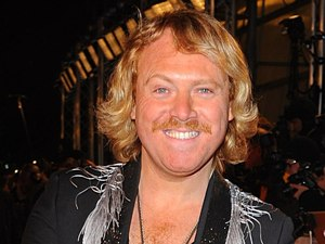 Keith Lemon arriving for the 2013 National Television Awards at the O2 Arena, London.