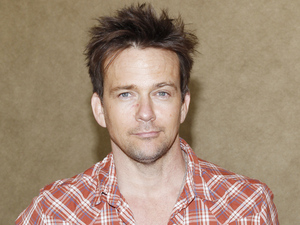 Sean Patrick Flanery is seen at the 12 Dogs of Christmas: Great Puppy Rescue Sneak Preview on Thursday, Oct., 4, 2012 in Los Angeles.