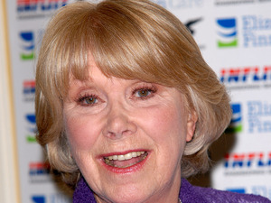 Wendy Craig Lionel Blair celebrates 60 years in showbusiness at the Dorchester hotel London, England - 31.05.09