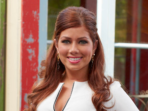 Nikki Sanderson as Maxine Minniver in Hollyoaks
