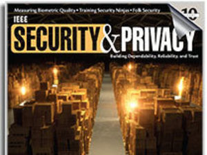 IEEE Security and Privacy magazine cover
