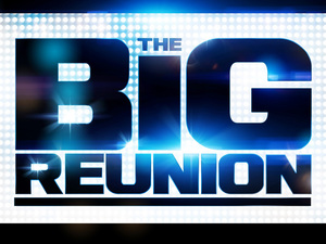 The Big Reunion logo