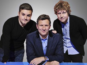 The Last Leg - Alex Brooker, Adam Hills and Josh Widdecombe