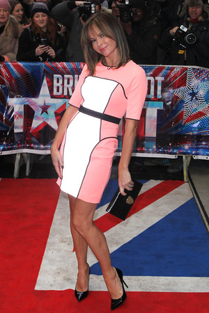 Amanda Holden, Britain's Got Talent 2013