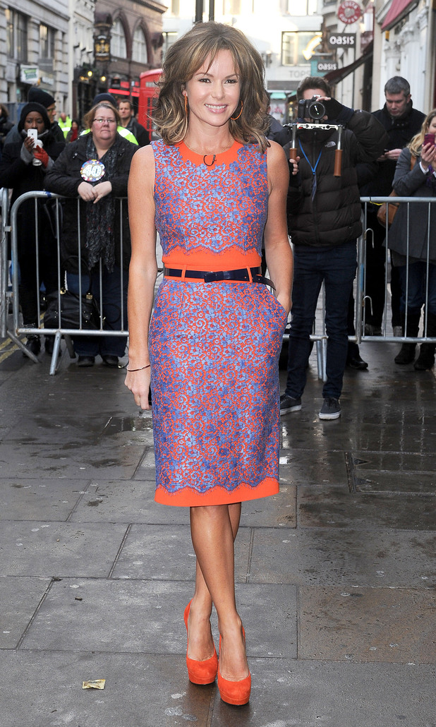 Amanda Holden, Britain's Got Talent auditions