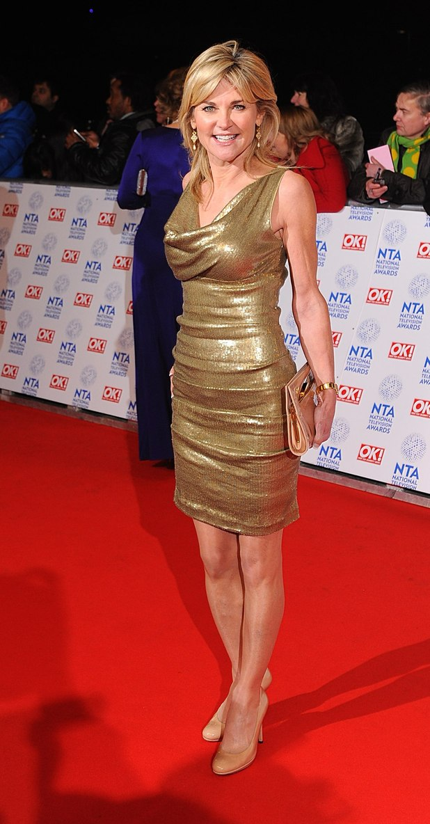 Anthea Turner, NTAs 2013