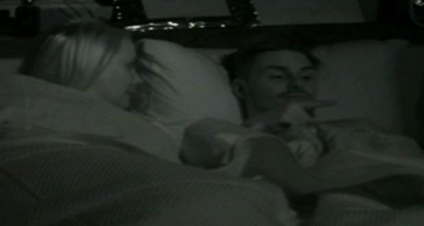Rylan Clark, Claire Richards, celebrity big brother 2013