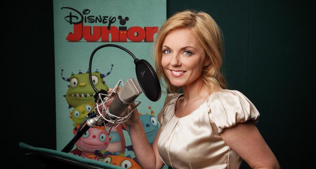 Disney Junior, Henry Hugglemonster: Geri Halliwell