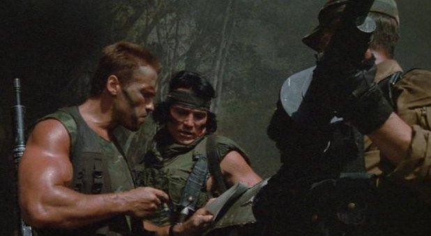 Predator - Arnold Schwarzenegger's 20 Best One-Liners ...