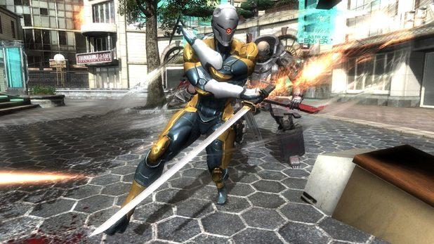 Cyborg Ninja DLC