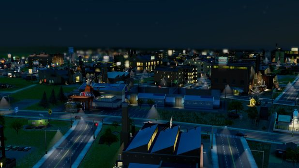 SimCity 2013 screenshot