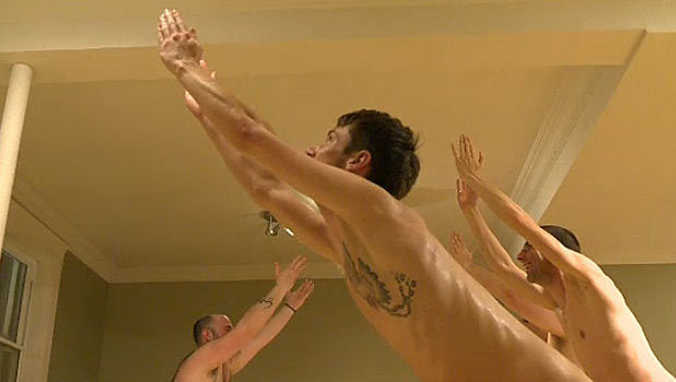 Naked yoga in Edmonton